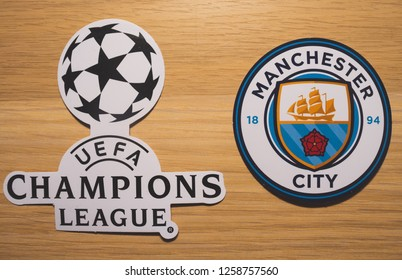 Manchester City Fc Logo Vector Svg Free Download