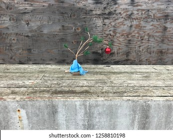 Christmas Tree pays homage to the tree in the Charlie Brown Christmas special