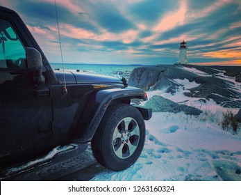 Peggys Bucht Nova Scotia