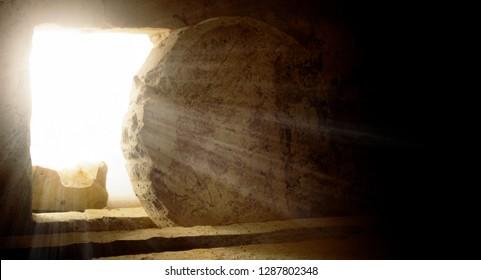 Порожня могила: Подробиці воскресіння Ісуса Христа: сюрреалізм Передумови: Великдень