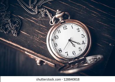 ヴィンテージ懐中時計