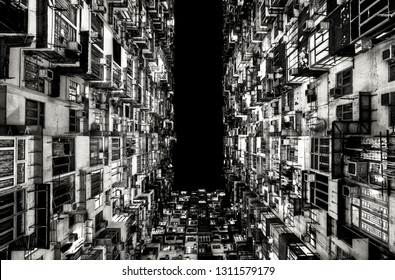 Concrete Jungle in Hong Kong