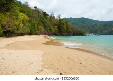 Piraten Bucht Strand, Tobago