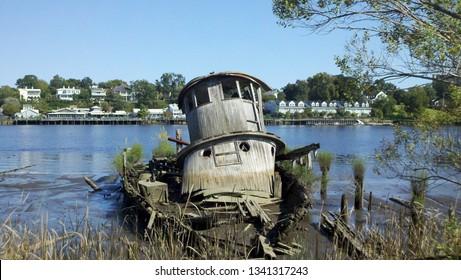 Wannenboot Isco Wrack, Wilmington, NC