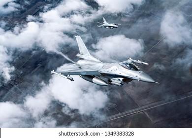 空の戦闘機