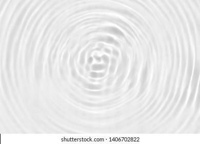 白い波の抽象的なまたは波状の水のテクスチャ背景