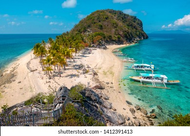 Cabugao Gamay is one of the most beautiful spots in Islas de Gigantes, Philippines. The small but stunning Gamay Island has two amazing beaches. It's definitely a great place to visit.