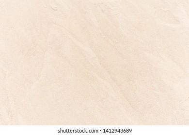 Abstracts Hintergrund - Vollbild Schuss Sand Glatte Textur als Hintergrund