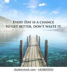 POSITIVES Zitat. Beste Motivationszitate und Sprüche über Leben, Weisheit, Positiv, Erhebend, Ermächtigend, Erfolg, Motivation und Inspirationsbildzitat