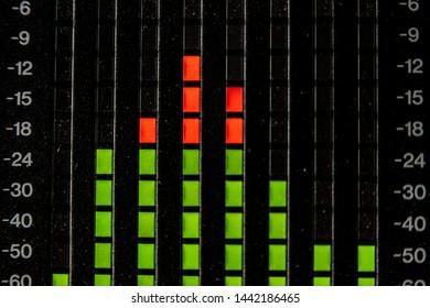 Sounddiagramm der Audio-Steuerkonsole, Yamaha Cl5