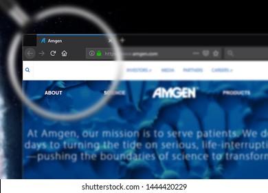 Amgen Logo Vectors Free Download