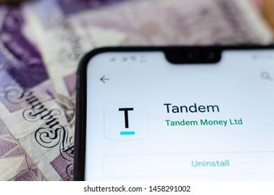 TANDEM Logo Vector ( EPS) Free Download