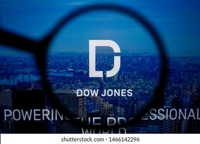 Dow Jones Logo Vector ( SVG) Free Download