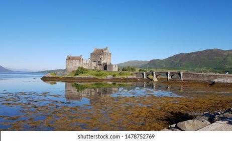 Marvelous Eilean Donan Castle Scotland