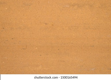 Strukturierte Sandoberfläche als Hintergrund, Draufsicht