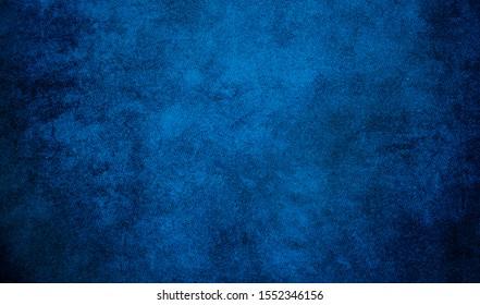 Textura de fondo azul. fondo azul grunge