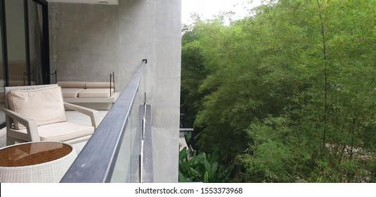 자연 인공 리조트 트리 풍경