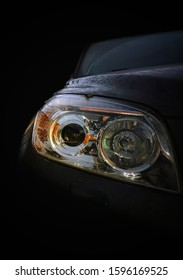 Car headlights are like human eyes.  They show character and ambition.  They can tell the story of the car and the owner.  They are the soul of a car!