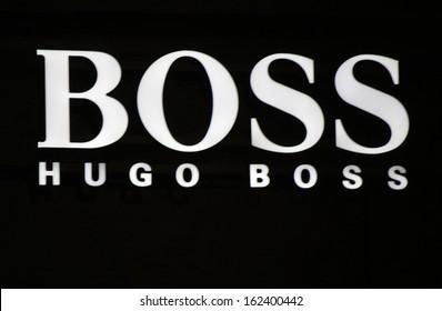 Hugo Boss Logo Vector ( EPS) Free Download