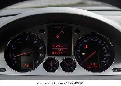 Auto Passat Volkswagen Auto Stil