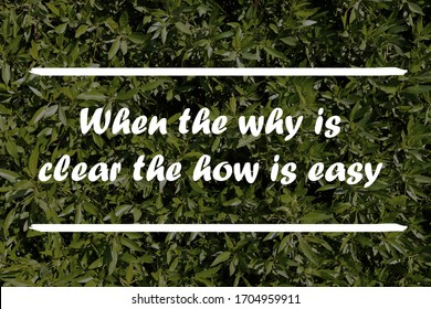Когда ясно почему, то как легко. Лучшие мотивирующие и вдохновляющие цитаты, которые вдохновляют Вас на успех и преодоление жизненных проблем.