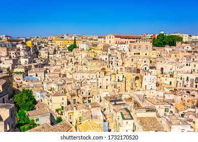 Matera in Italy - No time to die film location 2020
