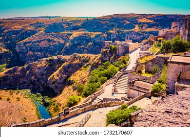 Matera Italy as seen in 2020 Bond movie No Time To Die
