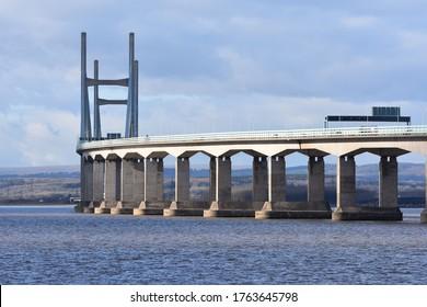 セヴァーン橋の美しい写真