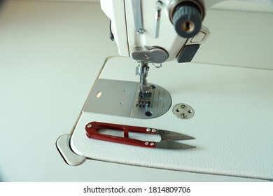 Sewing Thread Nippers Snippers Clippers Trimming Scissors, machine sewing.