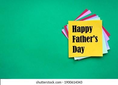Gelukkige vaderdag. Relaties, liefde, kinderen en ouders concept.