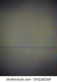 Pixelwereld van mijn laptop