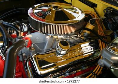 65シェベルエンジン