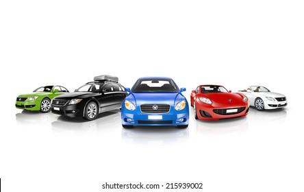車両コレクション