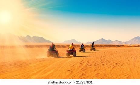 motorcycle safari egypt people travel beautiful  holiday background, extreme hobby games  speed achievement tracking, sinai sharm desert amazing  fresh