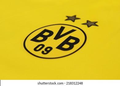 Borussia Dortmund Logo Vector Eps Free Download