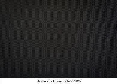 Schwarzer Hintergrund der Kohlefasertextur