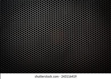 Lautsprechergrill Textur