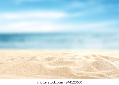 Meersandhimmel und Sommertag