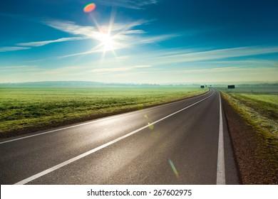 Slnečná cesta