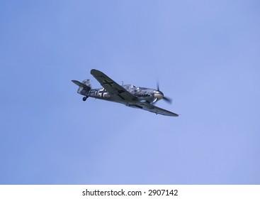 Messerschmitt Bf-109 G
