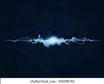 elektrisches Signal