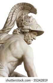 Menelaus (Loggia della Signoria, Florence, Italië)