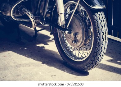 motorfiets vintage