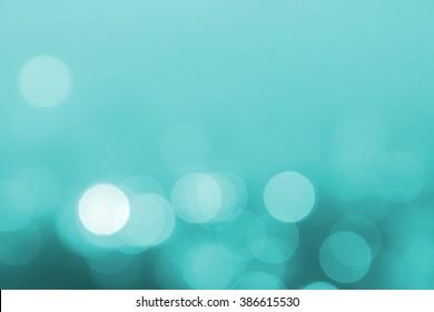 Desenfoque de color verde claro abstracto fondo blanco bokeh