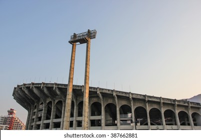 stadion rajamangala, sportski centar