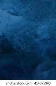 fondo acuarela azul oscuro