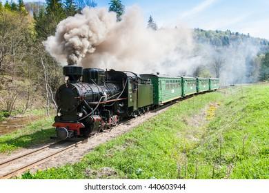 カルパチア森林鉄道