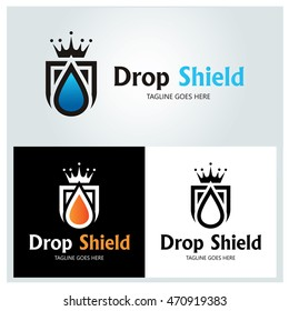 Blue crown Logo Vector (.EPS) Free Download - photo#32