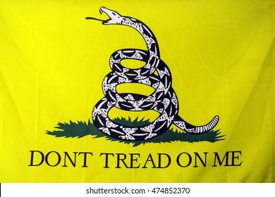 Gadsden no me pises la bandera