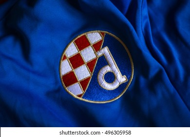 Gnk Dinamo Zagreb Logo Vector Eps Free Download